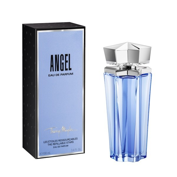 Mugler angel edp 100 ml refillable